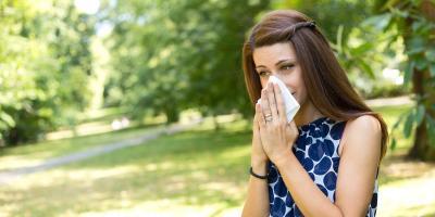 Как спасти глаза от весенней аллергии?