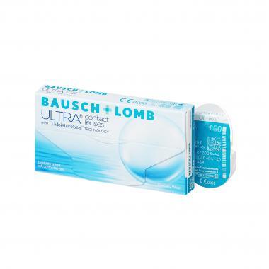 Контактные линзы Bausch & Lomb Ultra