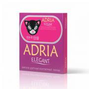 Контактные линзы Adria Elegant (2 шт.)