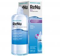 Раствор для линз ReNu MPS (240 мл.)