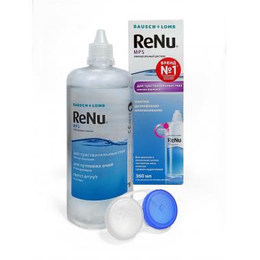 Раствор для линз ReNu MPS КА8474-127