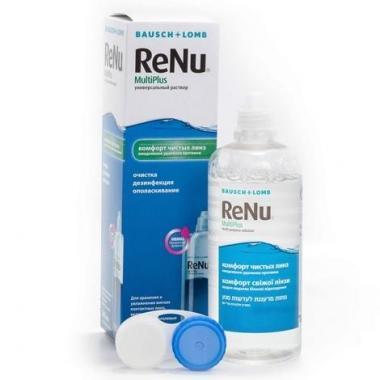 Раствор для линз ReNu MultiPlus КА8474-123