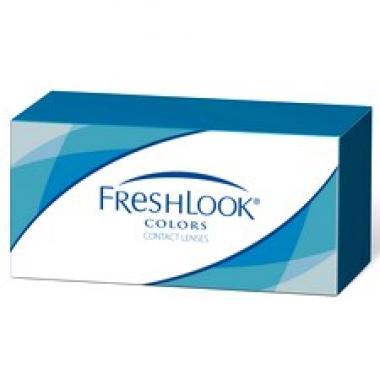 Контактные линзы FRESHLOOK COLORS (4 цвета)